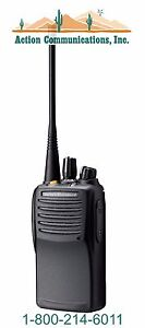 New Vertex standard Vx 451 Uhf 450 512 Mhz 5 Watt 32 Channel Two Way Radio