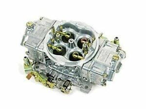 Holley 4150 Hp Supercharger Carburetor 750 Cfm 0 80576s Free Shipping