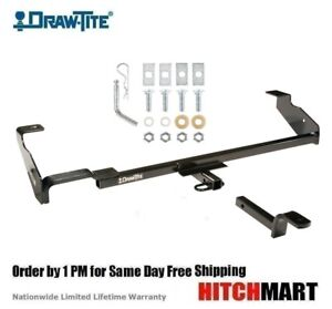 Trailer Hitch W Ball Mount For 2000 2007 Ford Focus Wagon 1 1 4 Tow Receiver