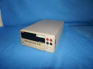 Keithley 2000 Multimeter Small Offset