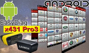 Launch Easydiag 3 0 Golo Diagun X431 Maxgo M diag Carcare Software