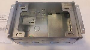 Legrand Wiremold Omnibox 880w2 2 Gang Steel Floor Electrical Box New Nos