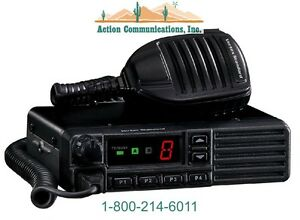 New Vertex standard Vx 2100 Uhf 400 470 Mhz 25 Watt 8 Channel Two Way Radio