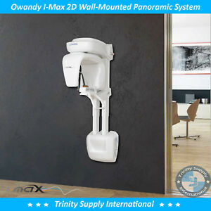 I max Dental Owandy Wall mounted Pano X ray Compact Unit Free Shipping Low