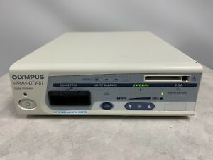 Olympus Visera Otv s7 Digital Processor For Endoscopy Camera System