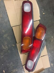 94 01 Acura Integra Dc2 Type r Left And Right Side Tail Lights Jdm Itr B18c