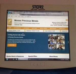 Storz Nds V3c sx19 r130 Display Monitor Medical Healthcare