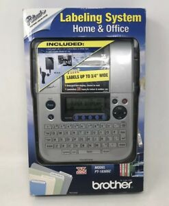 Brother P touch Pt 1830sc Label Printer Label Maker new Damage Box free Shipping