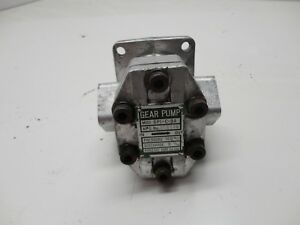 Ch11272 Oem Hydraulic Pump Removed From 1979 John Deere 950 Tractor 850 950 1050