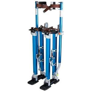 Yes Drywall Stilts 24 40 Aluminum Tool For Painting Painter Taping Blue