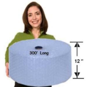 Bubble Wrap Cushion 12 inch Wide X 300 feet Long With 3 16 inch Small Bubbles