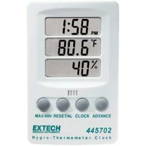 Extech Kitchen Dining Features 445702 Indicator Relative Humidity temperature