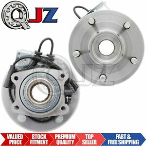 For 2008 2011 Chrysler Town Country Front Pair Qty 2 Wheel Hub Assembly