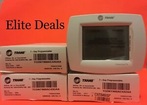 New Year Deal Trane Tcont900ac43uaa Xl900 Touchscreen Thermostat