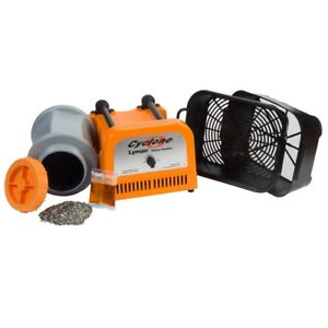 New Lyman Cyclone Rotary Tumbler Case Cleaner