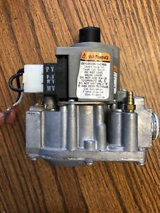 Furnace Gas Valve Vr8345m4302 Honeywell Used