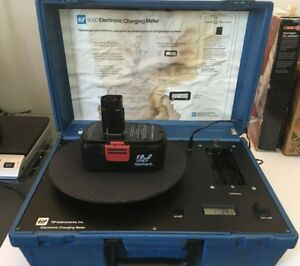 Used Tif 9000 Electronic Charging Meter Scale Ac Refrigeration System Case Works