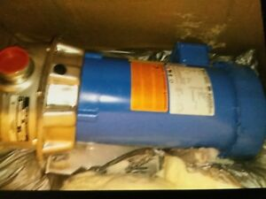 Goulds 2st1h9b4 G l Npe Series End Suction 316l Stainless Centrifugal Pump