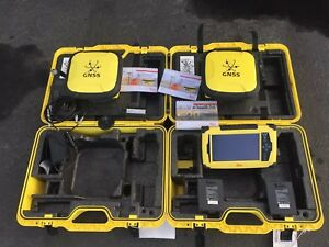 Leica Icon Gps 60 Base And Rover System Free Shipping