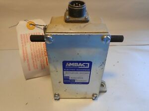 Ambac Electric Governor Rotary Actuator Agb130d5 Generator Diesel