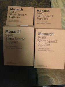 Monarch Avery 9460 Sierra Sport2 Printing Labels 40 Rolls Portable Printer Sale