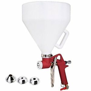 Super Buy 1 45 Gallon Air Hopper Spray Gun Paint Texture Tool Drywall Wall Pa