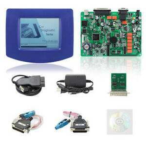 Digiprog 3 4 94 Version Odometer Programmer Tool With Obd2 St01 St04 Cable