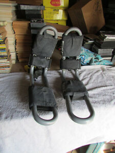 Pair Of Thule Hull A Port Vertical Kayak Carrier