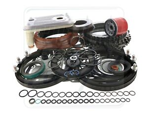 Allison 1000 2000 Duramax Transmission Performance Dlx Rebuild Kit 2006 09