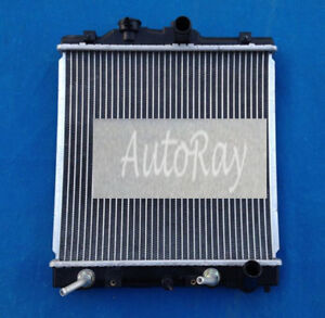 Radiator For Honda Acura Fits Civic El 1 5l 1 6l L4 4cyl 92 00 Auto Manual 98 99