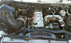 99 Dodge Pickup 2500 Diesel 5 9l Full Cummins Engine Only