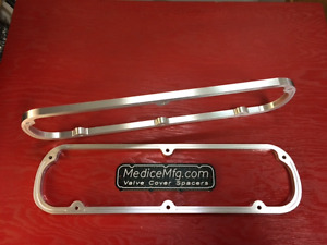 Valve Cover Spacers 1 2 Ford Small Block 289 302 351w With Gasketlok Sbf