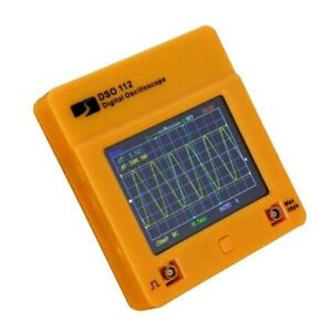 Dso112 Micro Oscilloscope 2 4 Lcd Touch Portable Digital Oscilloscope 2mhz