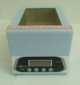 Dry Bath Incubator Dual Block Unit El 02 110