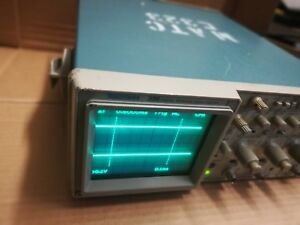 Tektronix 2211 2 channel Digital Storage Oscilloscope