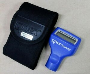 Qnix Handy Paint Thickness Meter Gauge By Automation Dr Nix Us Version Coating