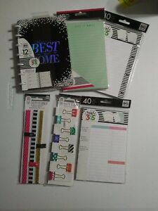 New Me My Big Ideas Undated the Best Is Yet Happy Planner Mini Horizontal