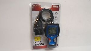 Innova 3020d Check Engine Code Reader With Abs Brakes Dtc Severity Emissions