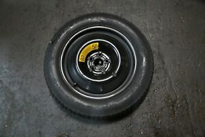 1998 2005 Mercedes benz Ml350 Emergency Spare Tire Wheel K7834