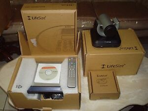 Lifesize Express Video Conferencing W camera phone micpod remote
