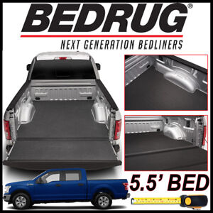 Bedrug Bedtred Impact Liner Truck Bed Mat 2015 2019 Ford F 150 With 5 5 Bed