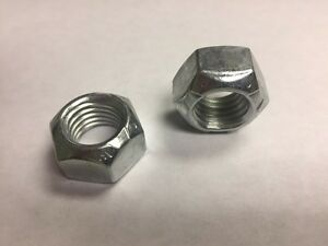 3 4 10 Nc Grade C All Metal Stover Lock Nut 100 Count