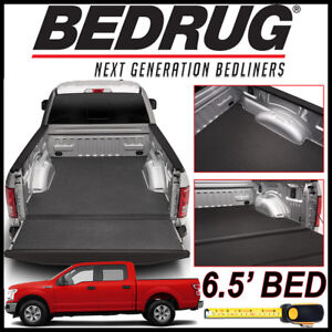 Bedrug Bedtred Impact Mat Truck Bed Liner For 2015 2019 Ford F 150 With 6 5 Bed