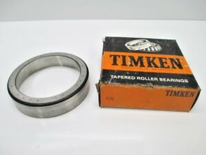 Timken Tapered Roller Bearing Cup 632 Single Cone Manufacturing New Construction