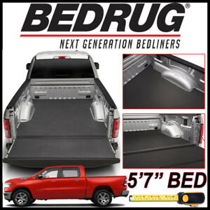Bedrug Bedtred Impact Bed Liner Mat Fit 2019 Dodge Ram 1500 New Body W 5 7 Bed