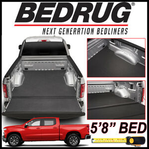 Bedrug Bedtred Impact Liner Bed Mat 2019 2020 Chevy Silverado 1500 With 5 8 Bed