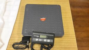 Dymo By Pelouze Scale 400lb Digital Shipping Scale Pre owned