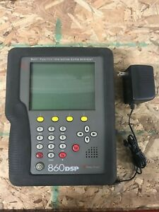Trilithic 860 Dsp Cable Tester Docsis 2 0