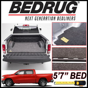 Bedrug Classic Bed Mat Truck Liner Fits 2019 Dodge Ram 1500 New Body W 5 7 Bed