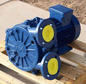 Speck Pumpen V 95 55 0010 Liquid Ring Vacuum Pump Refurbished